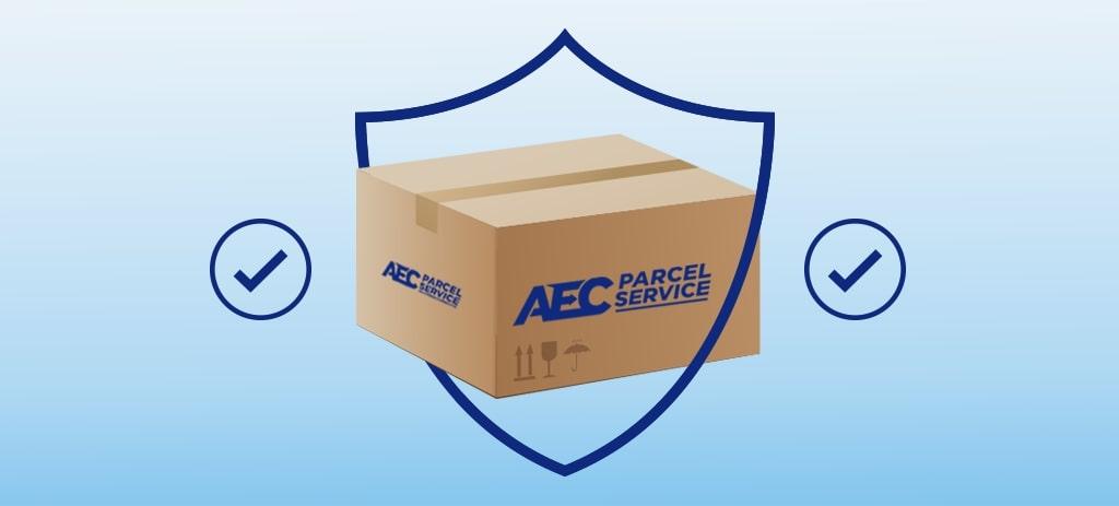 Parcel insurance