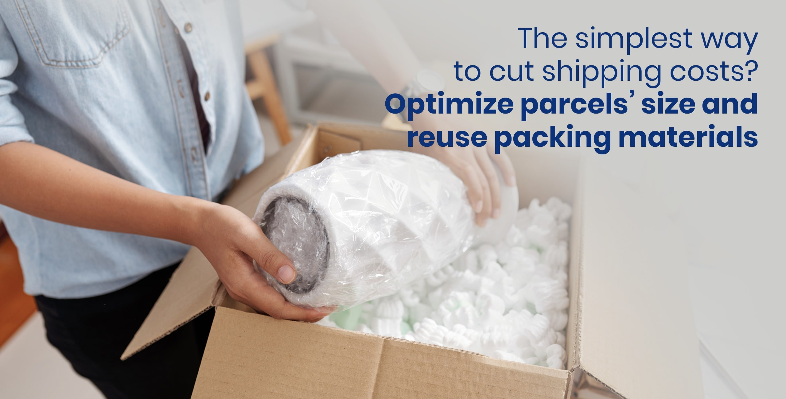 Best way to save on international shipping