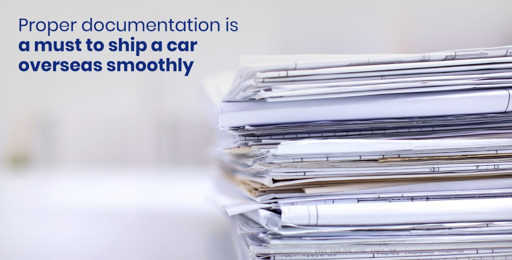 Car documents