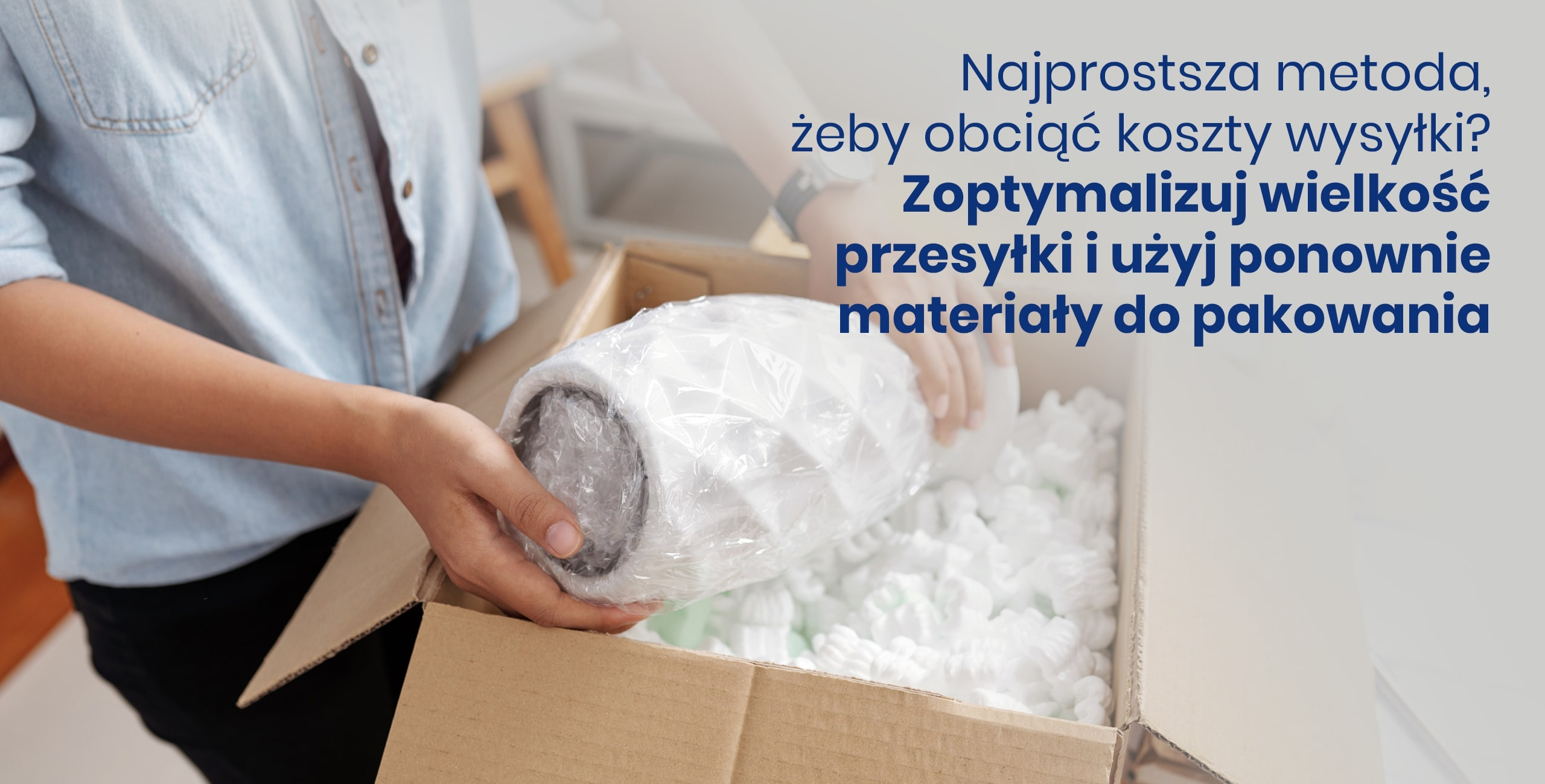 międzynarodowej wysyłce paczek
