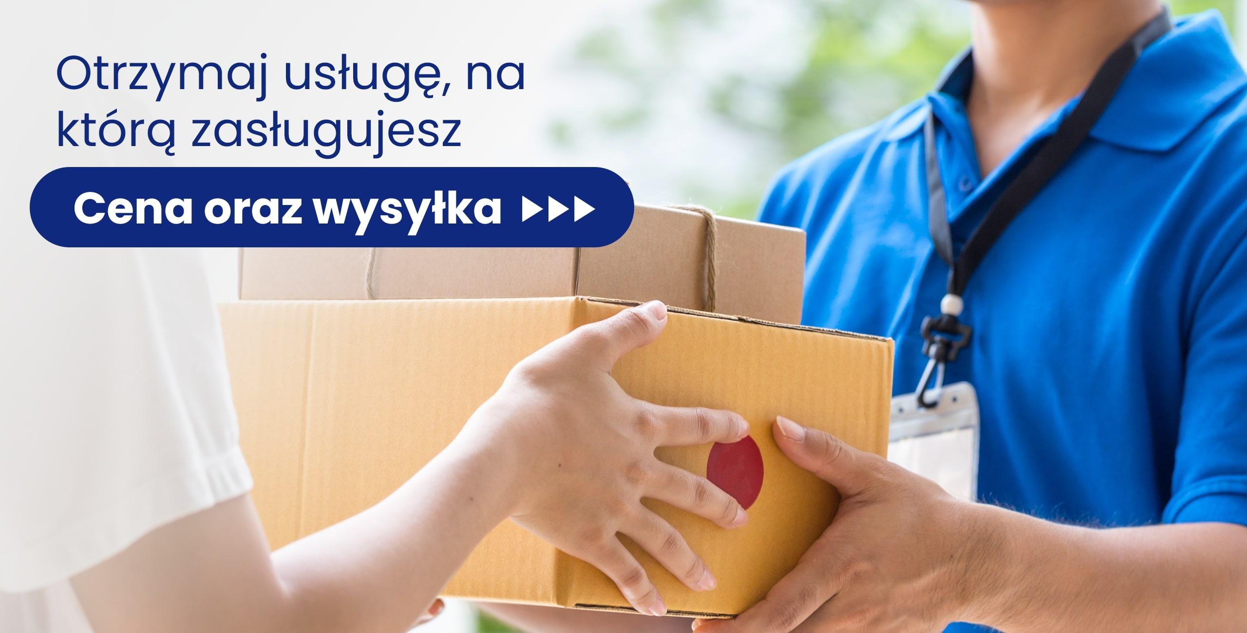 Wysyłka paczki