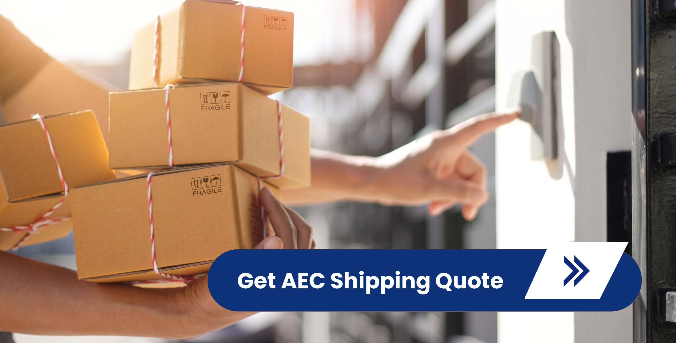 shipping eco-friendly packages